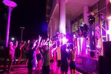 불타는 디오션 워터파크 </br>클럽 DJ 풀 파티 마지막 밤!
